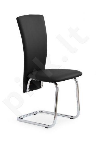 Kėdė K74, juodos sp.