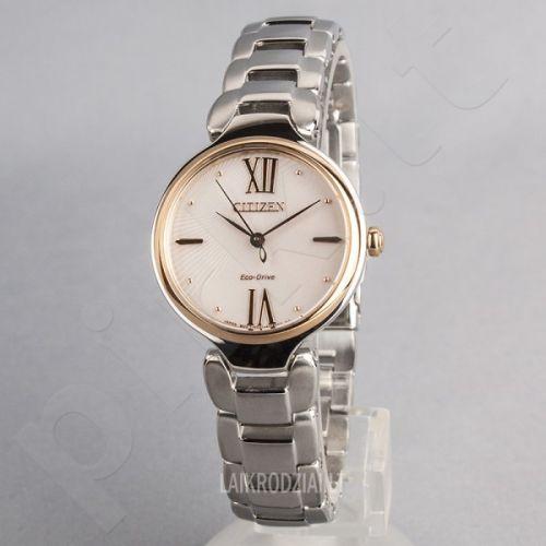 Moteriškas laikrodis Citizen EM0024-51W