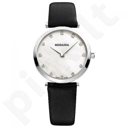 Moteriškas laikrodis Rodania 25057.20