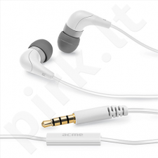 Mini ausinės ACME HE15W Groovy in-ear headphones with mic