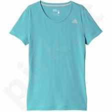 Marškinėliai treniruotėms Adidas Prime W AJ7751