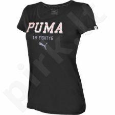 Marškinėliai Puma Style ATHL Tee W 83639501