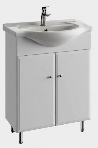 Vonios kambario spintelė su praustuvu 6502 D65 koj.