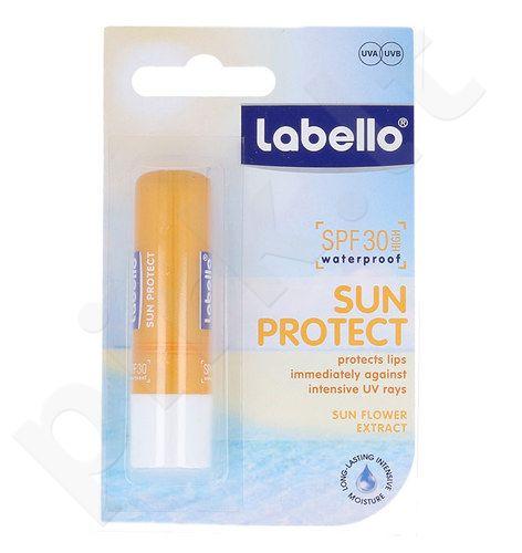 Labello apsauga nuo saulės SPF30 atsparus vandeniui, kosmetika moterims ir vyrams, 5,5ml