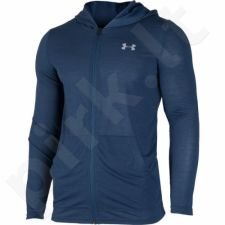 Bliuzonas  Under Armour Threadborne Siro Fitted Full Zip Hoodie M 1290301-997
