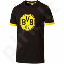 Marškinėliai Puma Borussia Dortmund Badge Tee M 750122021