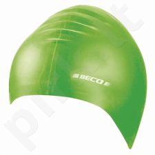 Kepuraitė plauk. unisex silik. 7390 88 olive/light