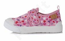 D.D. step rožiniai batai 21-26 d. csg-096