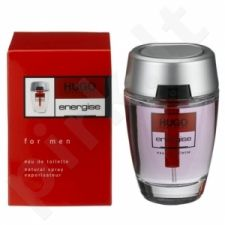 Hugo Boss Energise, tualetinis vanduo (EDT) vyrams, 75 ml
