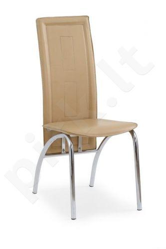 Kėdė K75, šviesiai rudos sp.