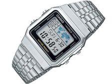 Casio Collection A500WA-1DFvyriškas laikrodis-chronometras