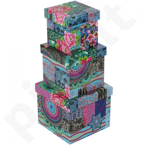 3 dėžučių rinkinys 98538