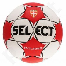 Rankinio kamuolys SELECT Poland balta-raudona