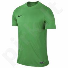Marškinėliai futbolui Nike Park VI Junior 725984-303