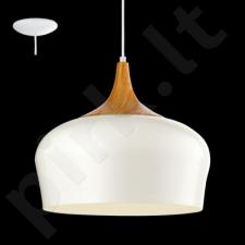 Pakabinamas šviestuvas EGLO 95383 | OBREGON