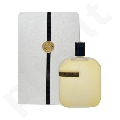 Amouage The Library Collection Opus III, Eau de Parfum moterims ir vyrams, 100ml