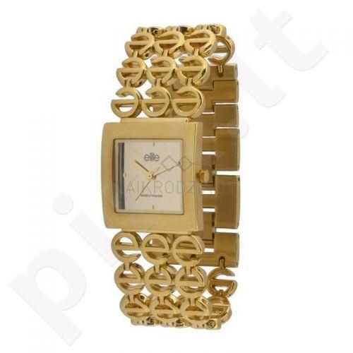 Moteriškas laikrodis ELITE E50714G-102