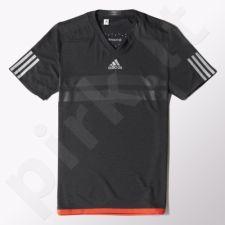 Marškinėliai tenisui Adidas Barricade Andy Murray Climachill Tee RG M S22530