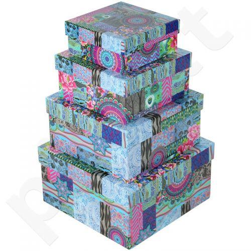 4 dėžučių rinkinys 98537