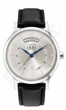 Laikrodis CERRUTI VARALLO CRA128SN04BK
