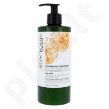 Matrix Biolage Cleansing plaukų kondicionierius For Fine Hair, kosmetika moterims, 500ml