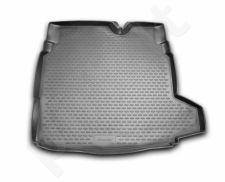 Guminis bagažinės kilimėlis SAAB 9-3 sedan 2003-2014 black /N33001