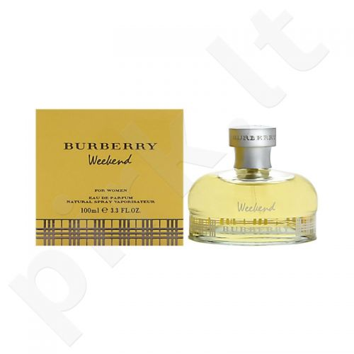 Burberry Weekend For Women, kvapusis vanduo moterims, 50ml