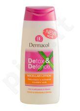 Dermacol Detox&Defence Micellar Lotion, kosmetika moterims, 200ml