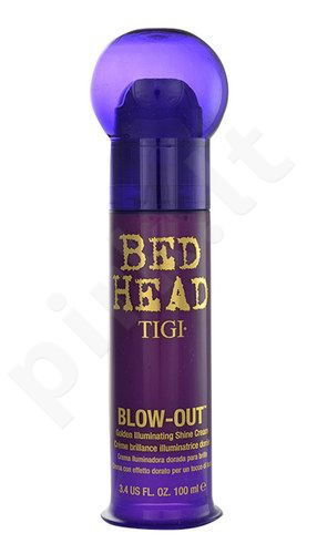 Tigi Bed Head Blow-Out Golden Illuminating Shine kremas, kosmetika moterims, 100ml