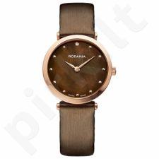 Moteriškas laikrodis Rodania 25057.35