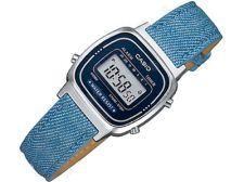 Casio Retro Collection LA670WL-2A2DF moteriškas laikrodis Chronograph