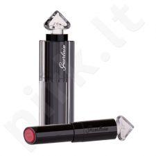 Guerlain La Petite Robe Noire Deliciously Shiny lūpų dažai, kosmetika moterims, 2,8g, (022 Red Bow Tie)