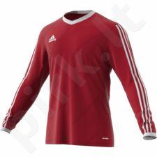 Marškinėliai futbolui Adidas Tabela 14 Long Sleeve Jersey Junior F50430