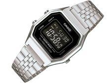 Casio Retro Collection LA680WA-1BDF moteriškas laikrodis Chronograph