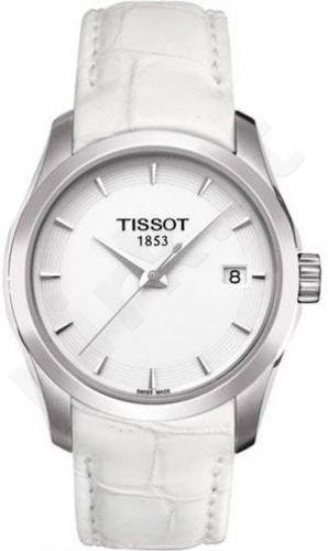 Laikrodis TISSOT COUTURIER  T0352101601100