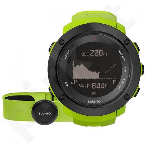 Vyriškas laikrodis SUUNTO AMBIT3 VERTICAL LIME (HR)
