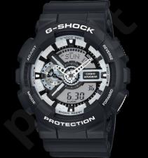 Vyriškas laikrodis Casio G-Shock GA-110BW-1AER