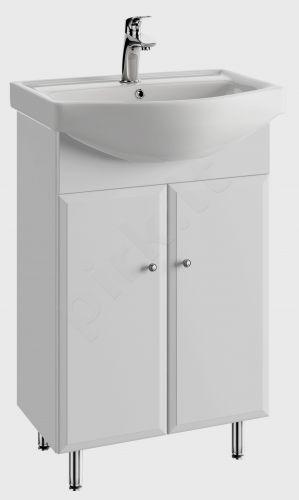 Vonios kambario spintelė su praustuvu 5607 D56 koj.