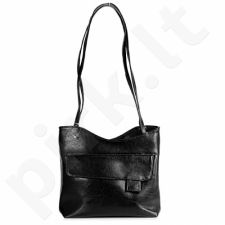 DAN-A T180 juoda Rankinė odinė moteriška