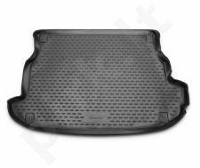 Guminis bagažinės kilimėlis SSANGYONG Actyon 2010-2012  black /N36005