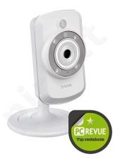 D-Link Securicam Wireless N H.264 Day & Night network camera,WPS, IR, ICR,PIR
