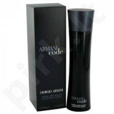 Giorgio Armani Black Code, tualetinis vanduo (EDT) vyrams, 125 ml