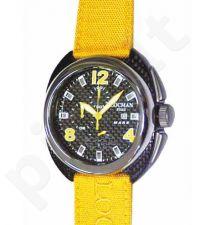 Laikrodis LOCMAN   MARE chronografas Data kvarcinis carbonio 47mm CORDURA© strap