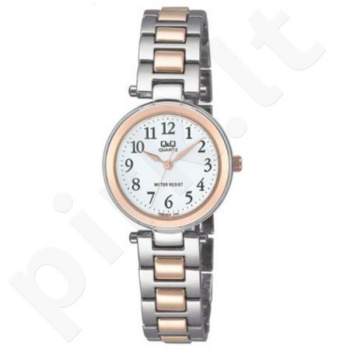 Moteriškas laikrodis Q&Q F269J404Y