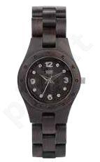 Laikrodis WE WOOD MOON DENEB BLACK