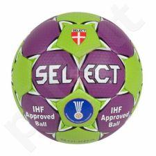 Rankinio kamuolys SELECT Solera violetinio-žalio atspalvio
