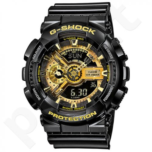 Vyriškas laikrodis Casio G-Shock GA-110GB-1AER