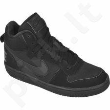 Sportiniai bateliai  Nike Sportswear Court Borough Mid (GS) Jr 839977-001