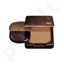 Shiseido bronzinė veido pudra, 12g, kosmetika moterims  - 1 Light