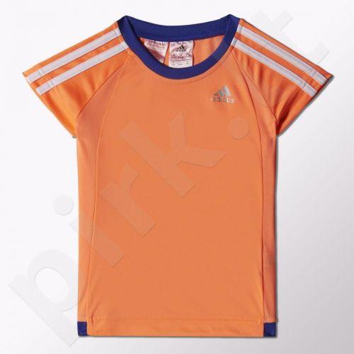 Marškinėliai Adidas LG Gym Tee Kids S22186